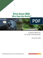 Drive Green 2020