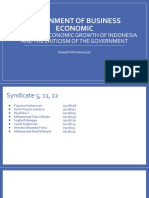 CRITISM_Indonesia Economic Outlook 2018