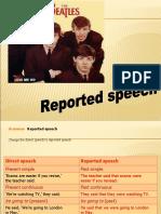 14.- Reported Speech