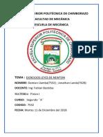 TRABAJO DE FISICA LEYES DE NEWTON...docx