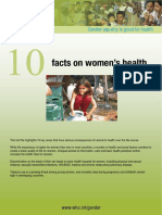 10facts Womens Health En