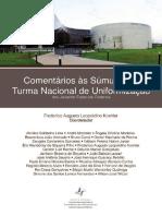 COMENTÁRIOS SÚMULAS DO TNU.pdf