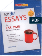 Top 30 Essays by Zahid Ashraf.pdf