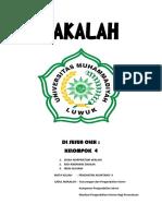 Pengembangan Koperasi Sekolah Di Madrasah