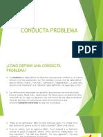 Como Definir Una Conducta Problema