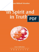 Aivanhov, Omraam Mikhael - 'in Spirit and in Truth' (Izvor Book 235)