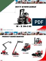 BSI-PDC-T001 Pelatihan Pengoperasian Forklift