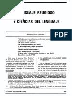 Lenguaje Religioso y Ciencias del Lenguaje.pdf