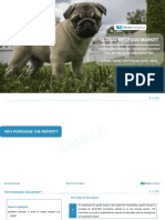 Syndicated Sample - Global Pet Food Market (2018 - 2023) - Mordor Intelligence.pdf