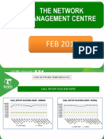 Nmc Monthly Report_faults Monitoring and Performan February 2019