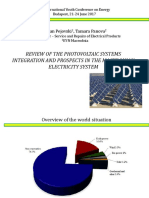 Review PV Systems in Macedonia