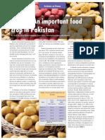 Dr Noor Exclusive on Potato 2017