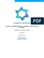 Origami Network Whitepaper 1.3