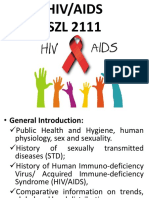 1 HIV-AIDS Introduction