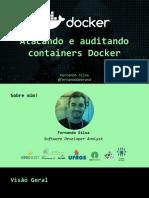 Atacando e Auditando Containers Docker