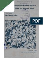 1983 Chin Census Report
