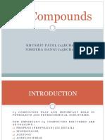 C3 Compounds