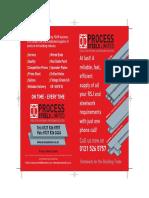 Process Steels Brochure