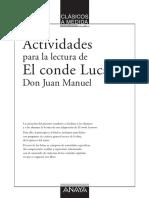 CLÁSICOS A MEDIDA16. Actividades. Don Juan Manuel.pdf