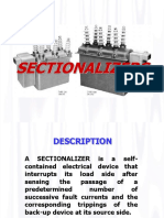 Sectionalizers