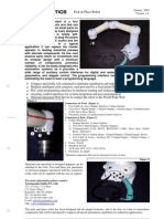 Pick and Place Robot Datasheet 1.4