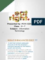 UNIT 5_ (HEALTHY DIET.pptx