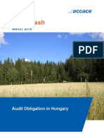 Audit Obligation in Hungary | News Flash