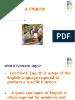 Functional English Ppt 5b