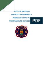Carta Servicios Bomberos