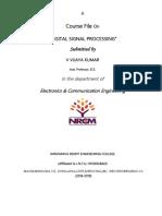Modified DSP Course File(2018-19) (1).docx