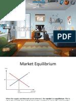 Consumer Surplus and Producer Surplus 1