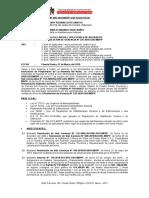Informe Técnico de Nulidad- Habilitacion Urbana de Oficio - Urbanizacion Alameda Del Norte