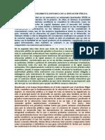 La Universidad Publica, Texto Argumentativo