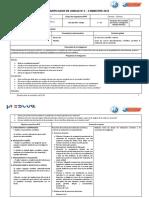 PLANIFICADOR DE UNIDAD II BIM quimicq 2018.docx
