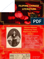 FIlipino Chinese Literature