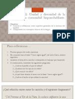 Clase 2_Unidad 1 Historia Del Español