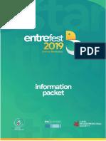 Enterpreneurship Competition-Info Pack