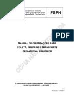 8.Meio de Transporte Fsph-lc.31.005 _2_ - Manual_ De_ Coleta