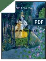 Rishyasringa-erotic poetry