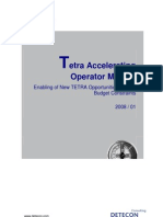 Detecon Opinion Paper TETRA Accelerating Operator Models