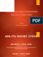 Materi Training Iso17025