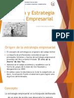 Política y Estrategia Empresarial