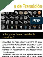 Metales de Trabcision 2018 -06