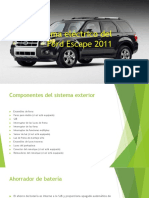Sistema Eléctrico Del Ford Escape 2011