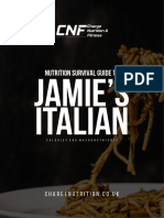Jamie's Italian Survival Guide