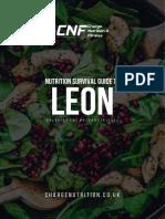 Leon Survival Guide