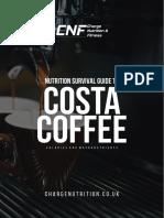 Costa Coffee Survival Guide