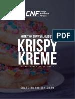 Krispy Kreme Survival Guide