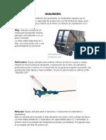 Adelanto maquinaria (subterranea).docx
