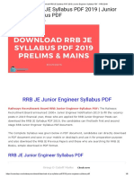 Download RRB JE Syllabus PDF 2019 _ Junior Engineer Syllabus PDF - RRB 2018.pdf